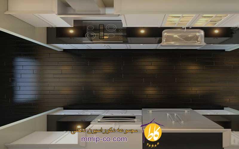 طراحی داخلی مناسب پلان آشپزخانه