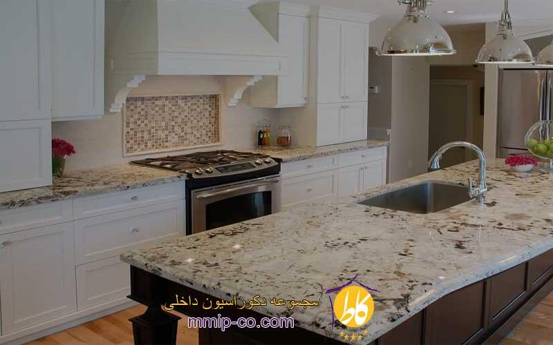 در طراحی کابینت جزیره آشپزخانه چه نکاتی را رعایت کنیم؟