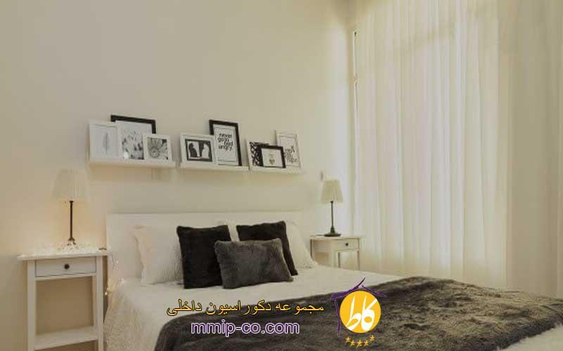 طراحی دکوراسیون داخلی اتاق خواب مستر (قسمت اول)