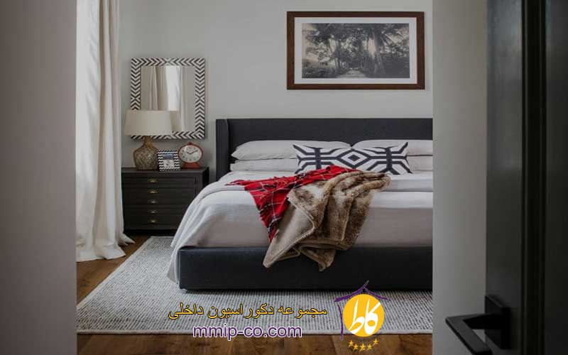 طراحی دکوراسیون داخلی اتاق خواب مستر (قسمت دوم)