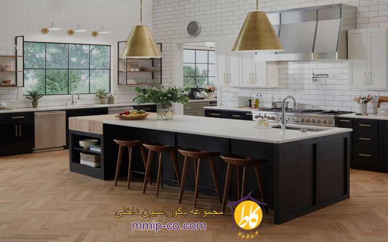 7 نکته برتر در مورد طراحی داخلی برای آشپزخانه