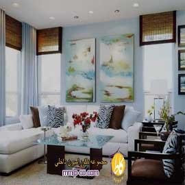 با این ایده ها، طراحی داخلی اتاق نشیمن را شروع کنید