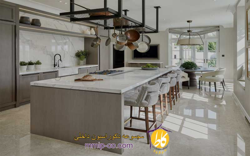 4 ایده طراحی داخلی برای زیباسازی آشپزخانه