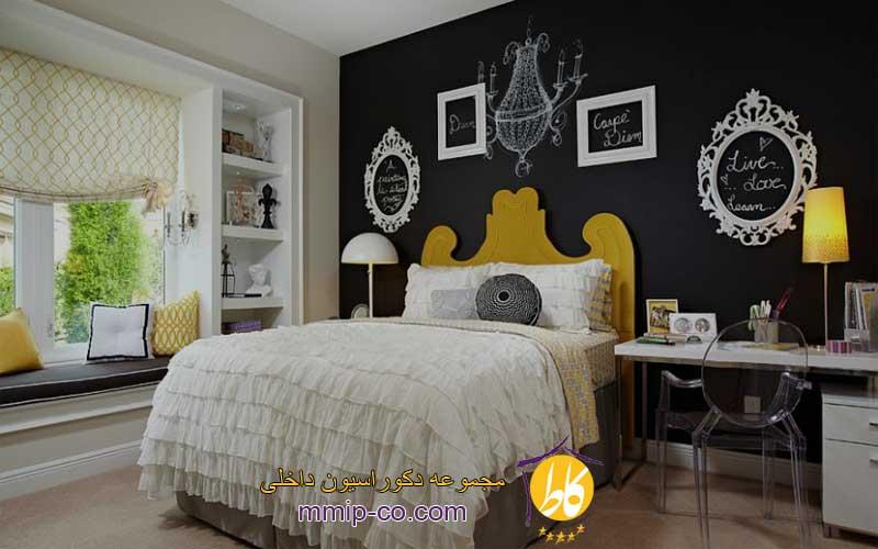 3 ایده جالب در طراحی داخلی برای به وجود آوردن فضای دیوار پشت تخت