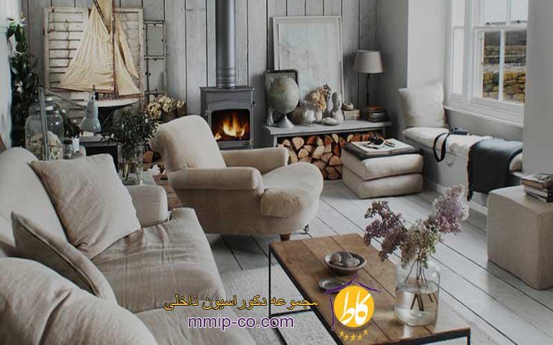3 سبک طراحی داخلی از کشورهای مختلف