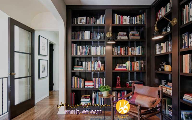 3 ایده برای اضافه کردن یک کتابخانه به خانه شما