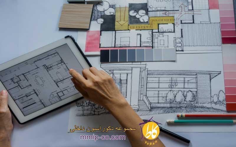 5 مهارت خوب طراحان داخلی