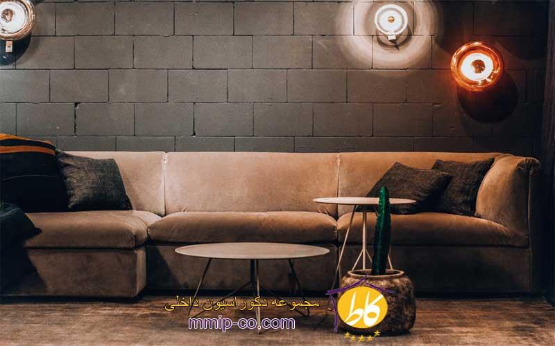 3 نکته مهم در تزئین اتاق نشیمن