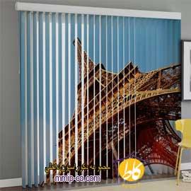 طراحی داخلی با استفاده از پرده