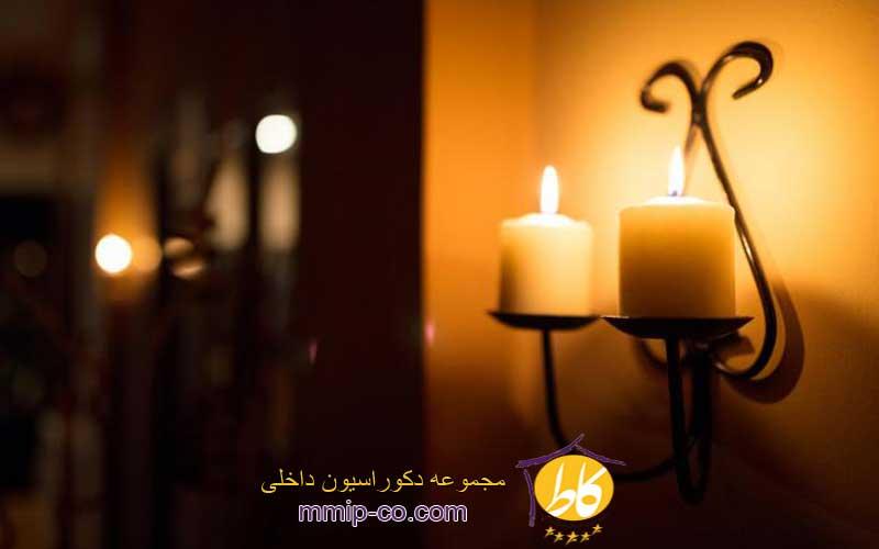 3 راه استفاده از شمع های معطر در طراحی داخلی