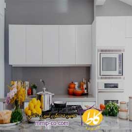 ۴ ایده برای تغییر دکوراسیون آشپزخانه در طراحی داخلی