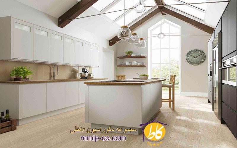 بهترین روشها در طراحی داخلی برای چیدمان آشپزخانه