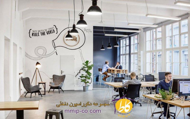 4 قانون در طراحی داخلی تجاری