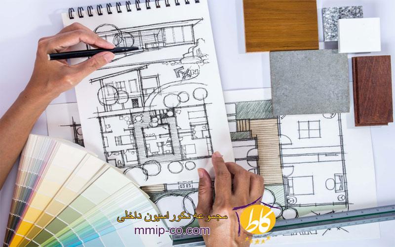 تفاوت بین طراحی داخلی و دکوراسیون داخلی
