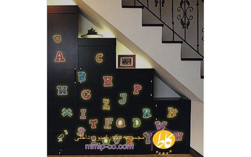 3 نکته در مورد طراحی داخلی اتاق کودک
