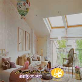 ۳ نکته در مورد طراحی داخلی اتاق کودک