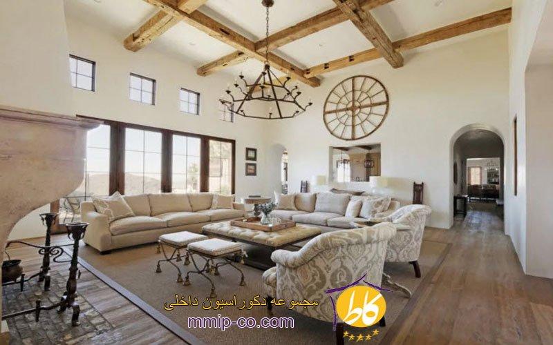 4 خانه به سبک مدیترانه ای