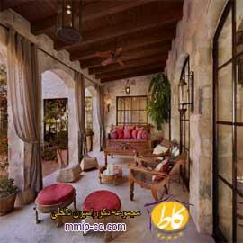 ۴ خانه به سبک مدیترانه ای