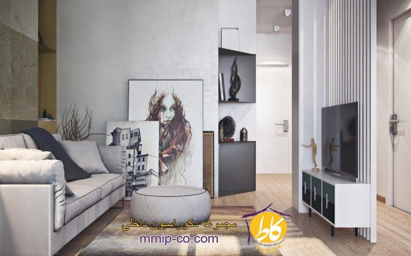 5 فضای آرامش بخش در طراحی داخلی