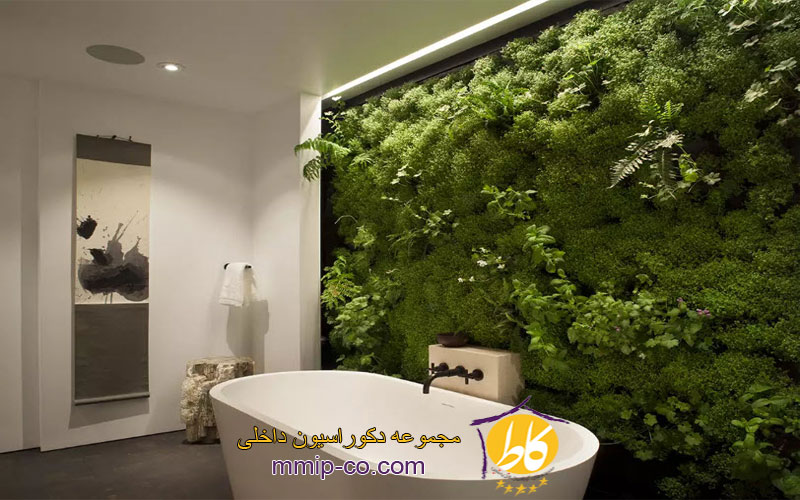 6 ایده زیبا برای ایجاد دیوار سبز در طراحی داخلی