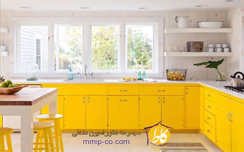 6 ایده برای استفاده از رنگ های گرم در طراحی داخلی