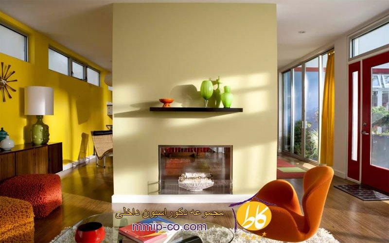 5 ایده برای استفاده از شومینه دو طرفه در طراحی داخلی