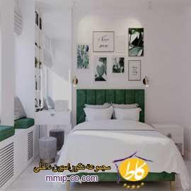 ۴ نکته برای تزئین اتاق خواب