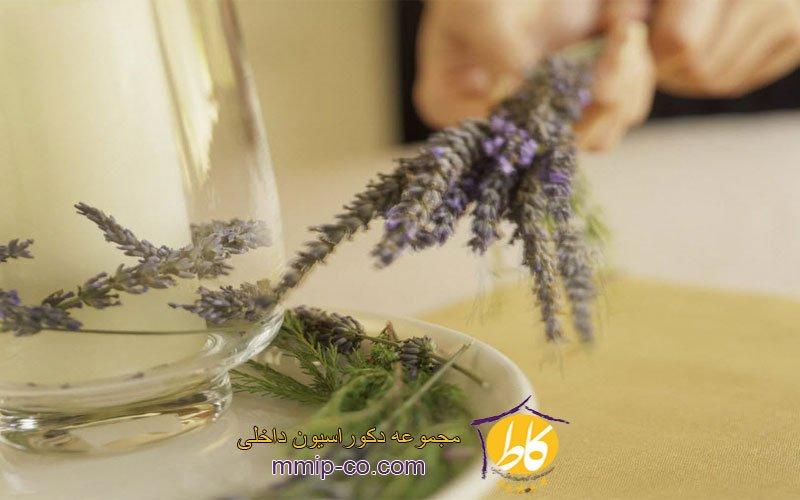 4 ایده برای استفاده از لاوندر در فنگ شویی