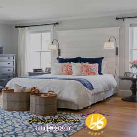 ۵ ایده جالب برای طراحی داخلی اتاق خواب مستر
