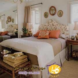 ۵ ایده برای طراحی داخلی اتاق خواب کوچک