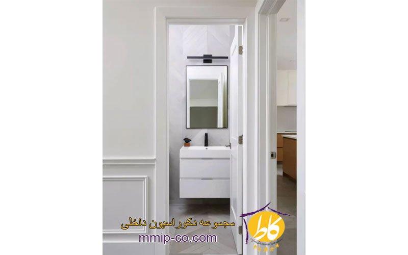 5 ایده جالب برای طراحی کاشی حمام