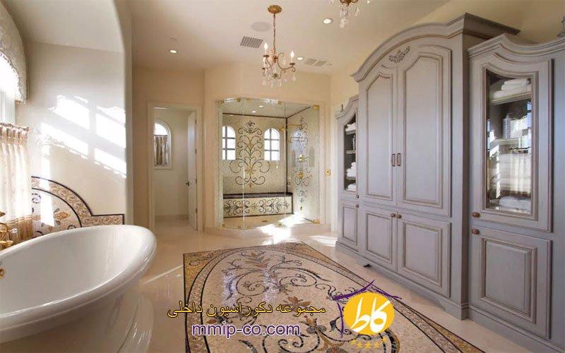4 طرح حمام فانتزی