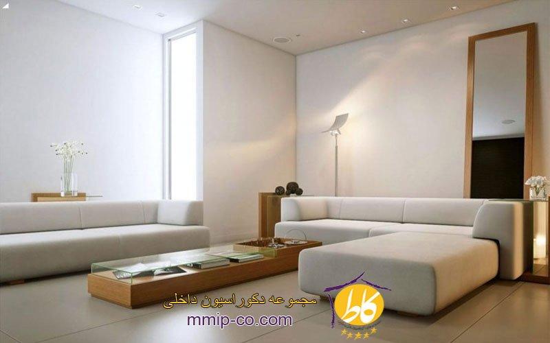 سبک مینیمال در طراحی داخلی