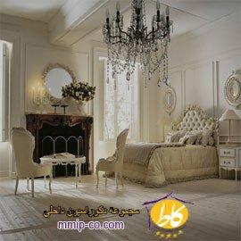 سبک فرانسوی در طراحی داخلی
