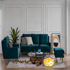 ۷ نکته برای تزئین اتاق نشیمن