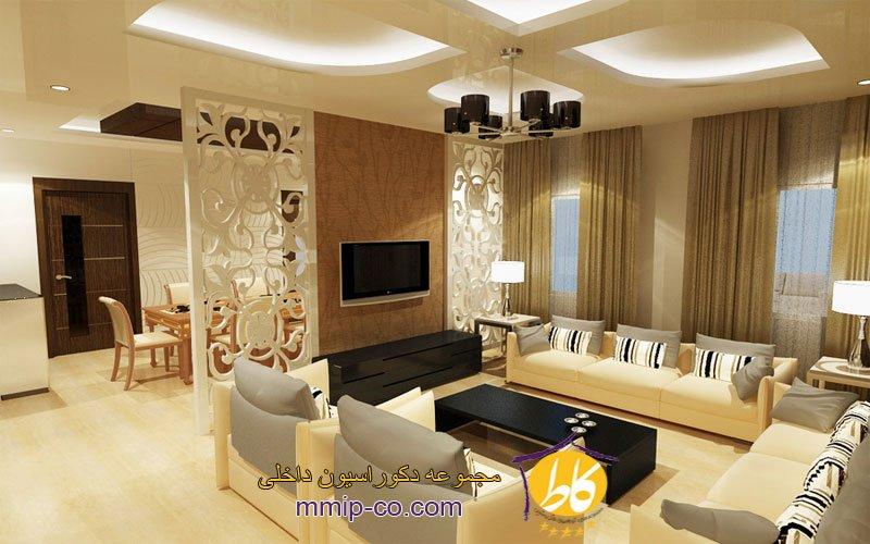 7 نکته برای تزئین اتاق نشیمن