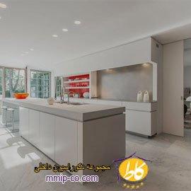 ۱۰ طرح چشم نواز از آشپزخانه سفید