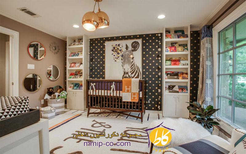 نکاتی مفید درباره طراحی اتاق کودک