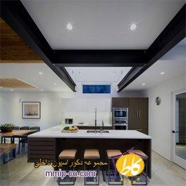 ۱۰ ایده از طراحی آشپزخانه مدرن