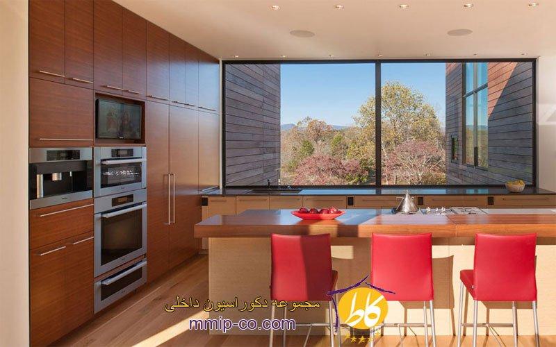 10 ایده از طراحی آشپزخانه مدرن