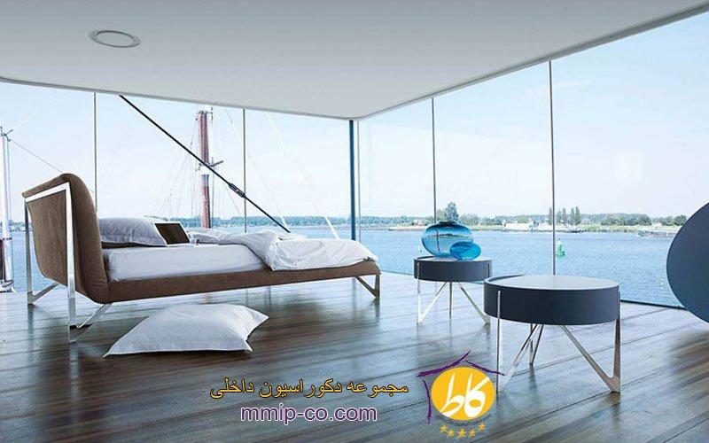 15 ایده مدرن برای طراحی اتاق خواب