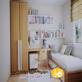 ۵ نکته که باید در طراحی داخلی اتاق خواب در نظر داشته باشید