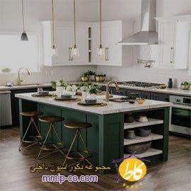 نکاتی در مورد نحوه طراحی آشپزخانه کوچک